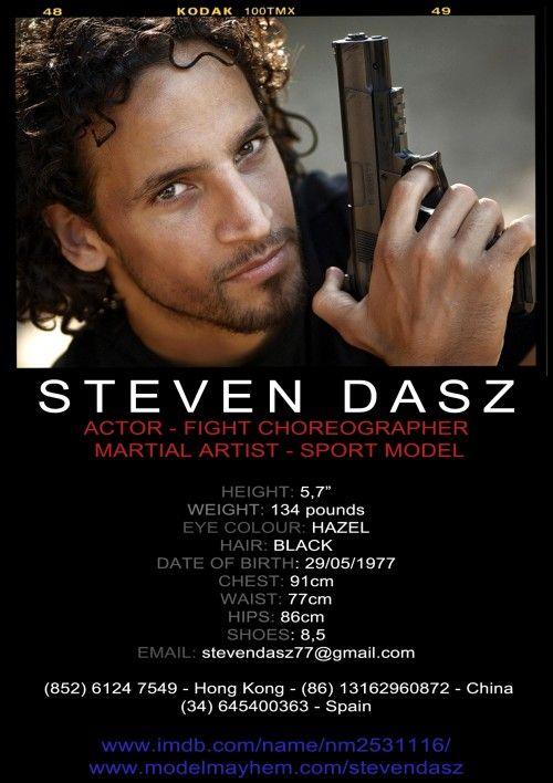 PERSONAL TRAINER - ACTOR - FIGHT CHOREOGRAPHER - SPORT MODEL - Foto - Actor, Argentino, Accion, Stunt, Coreografo, Sport, Model, Chico, Latino, Gemelo, Steven, Dasz: Actor,argentino,accion,stunt,coreografo,sport,model,chico,latino,gemelo,steven,dasz